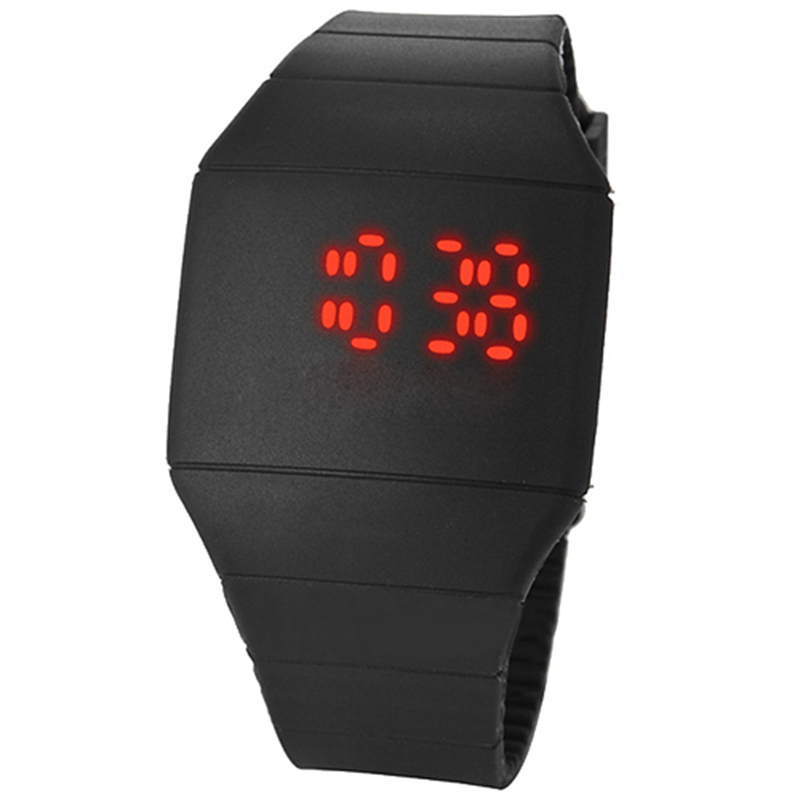 led watch black touch - photo #12