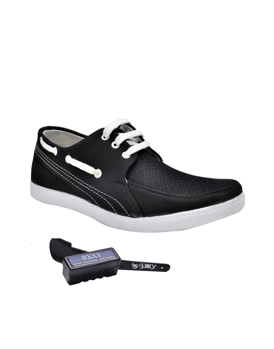 bxxy black comfortable casual shoes buy from