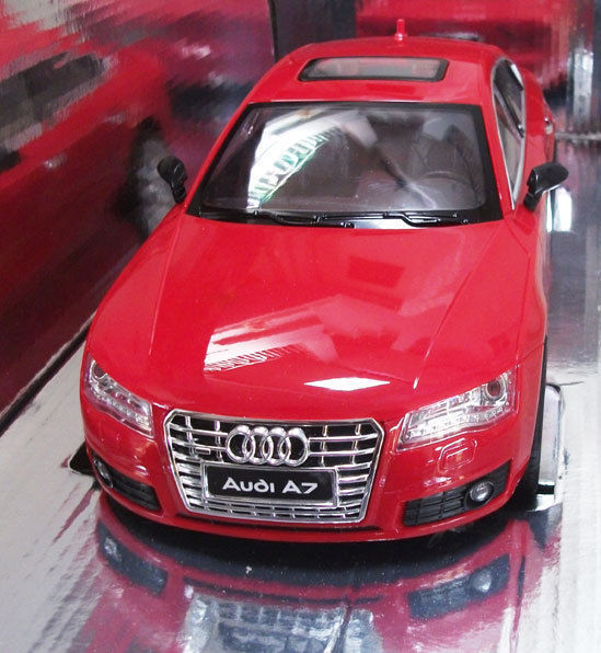 AUDI A7 REMOTE CONTROL CAR Online At Best Prices In India