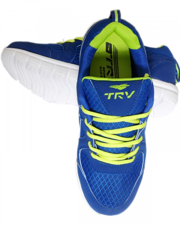 Trv Blue Sports Shoes For Mens Buy Online From Shopclues Com