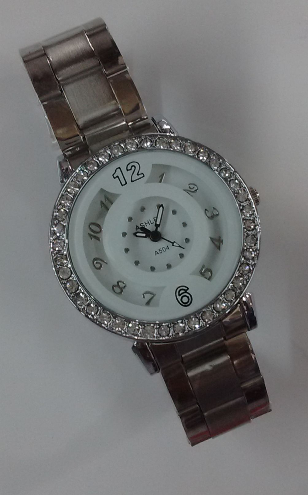 Beautiful Attractive Bracelet Look Watch For Girls
