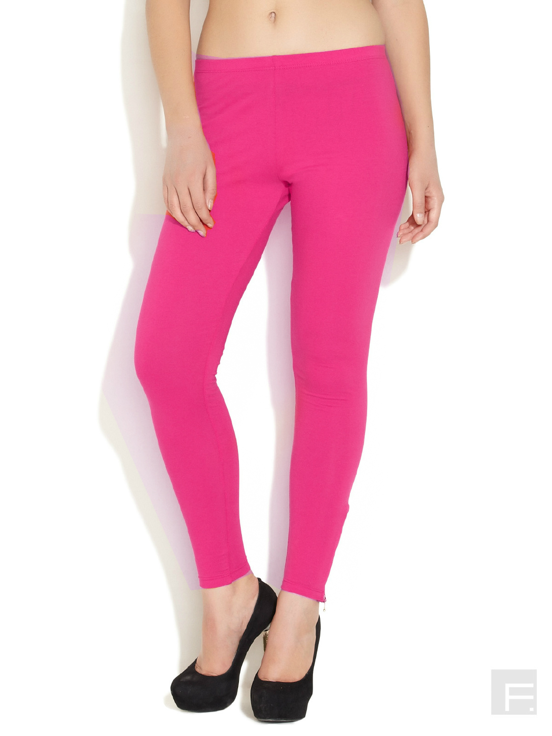Zipper Leggings Buy Online India 39