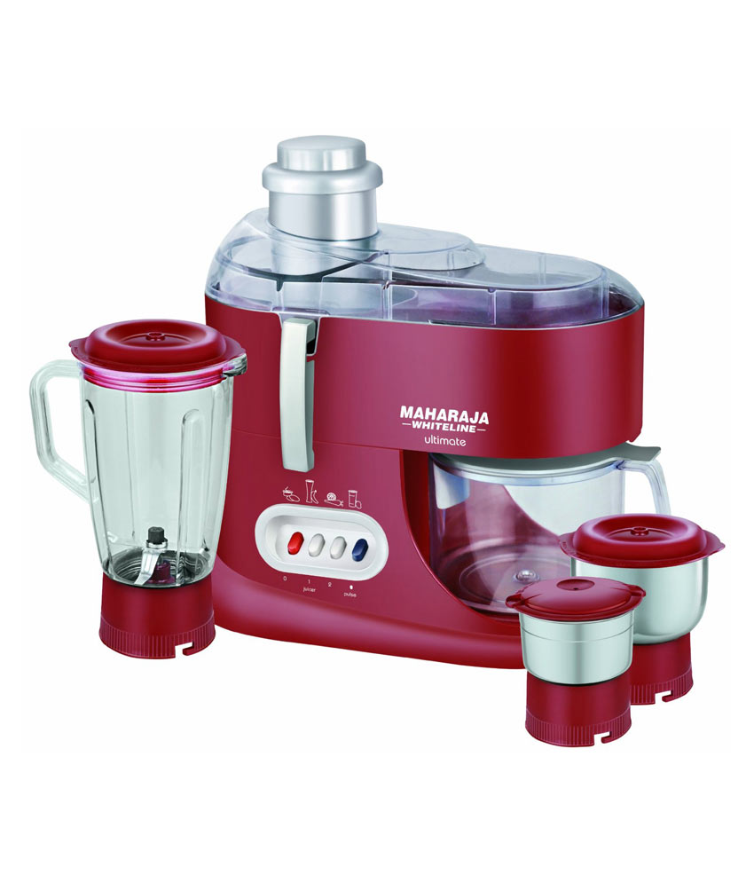 Maharaja Whiteline Ultimate FA 550W Juicer Mixer Grinder