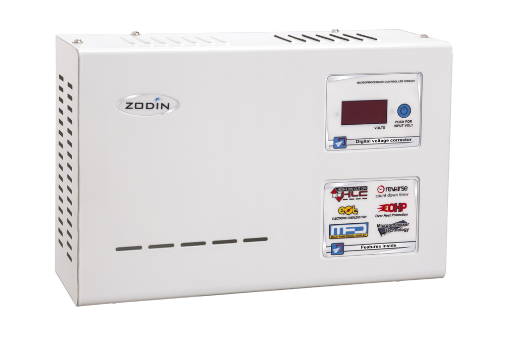 DVR-404 AC Voltage Stabilizer