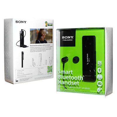 Brand New Sony Smart Bluetooth Handset and Headset SBH52 SBH 52 available at ShopClues for Rs.4999
