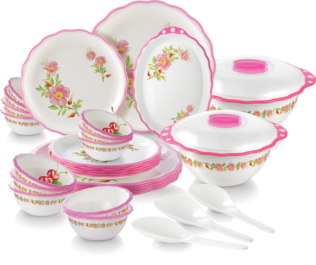 Buy Joyo Homewave Dinner Sets 32 Pcs Sets Jhomw32Ptdp ...