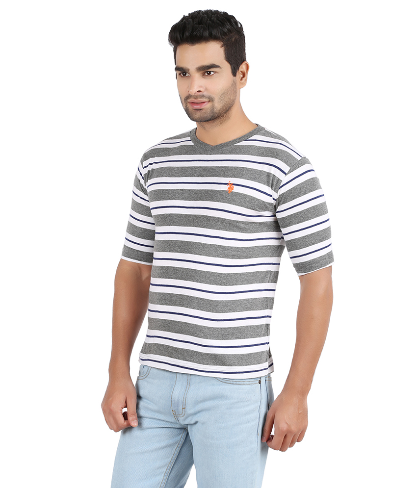 Fashion men 39 s apparel western wear t shirts u Us polo collar t shirts