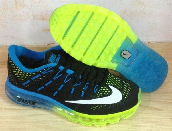 Nike Air Max 2016 Black Price In India