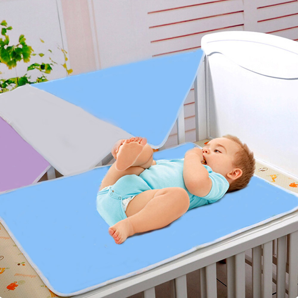 Buy Waterproof Baby Bedding Sheets ( Set Of 2 ) Online In .