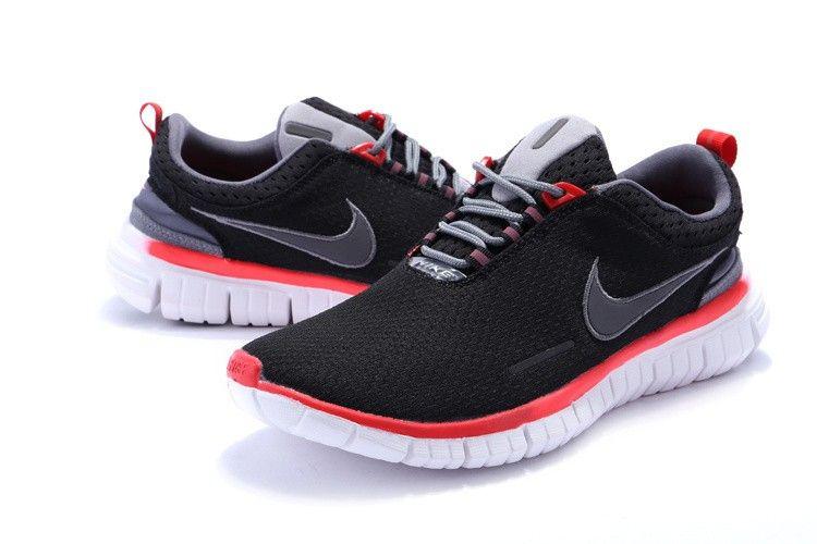 Nike Free Og Breathe Imported Black Sport Shoes