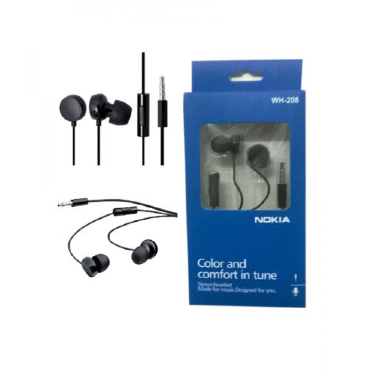 Alliance nokia wh 208 in the ear headset price Get