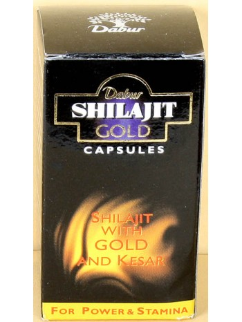 Dabur Gold Shilajit 20 Capsules available at ShopClues for Rs.315