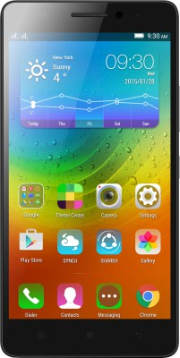 Lenovo K3 Note Black available at ShopClues for Rs.9990