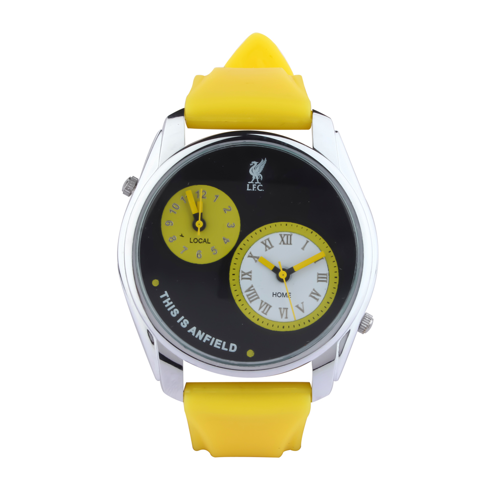 Liverpool Fc Dual Vision Mens Watch Lfc Ind Dual L  Online At