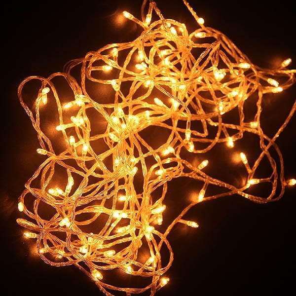 Decorative rice bulb string light for Diwali