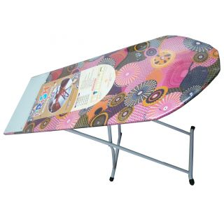 iRish Ironing table 18 x 48 inch available at ShopClues for Rs.835
