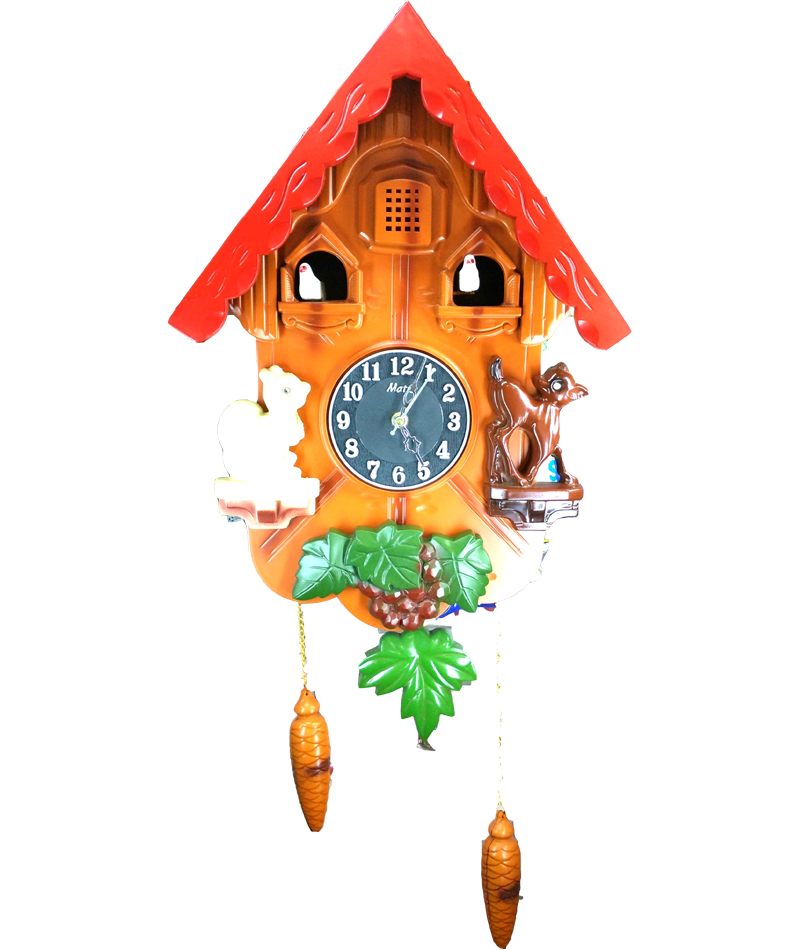 Buy martiz cuckoo bird pendulum wall clock online in india 82375251 - Cuckoo pendulum wall clock ...