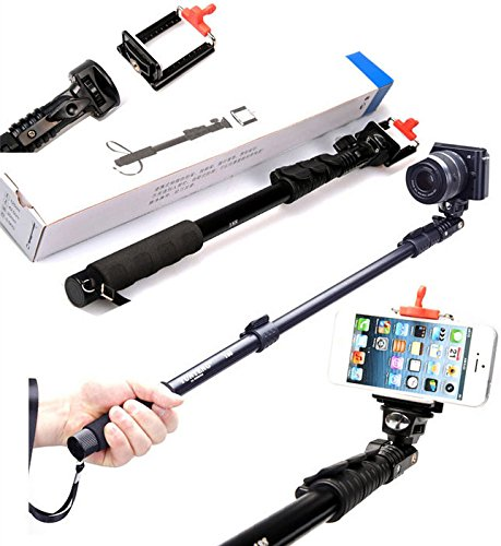 buy enrg selfie stick yunteng 188 with free bluetooth remote for all size ph. Black Bedroom Furniture Sets. Home Design Ideas