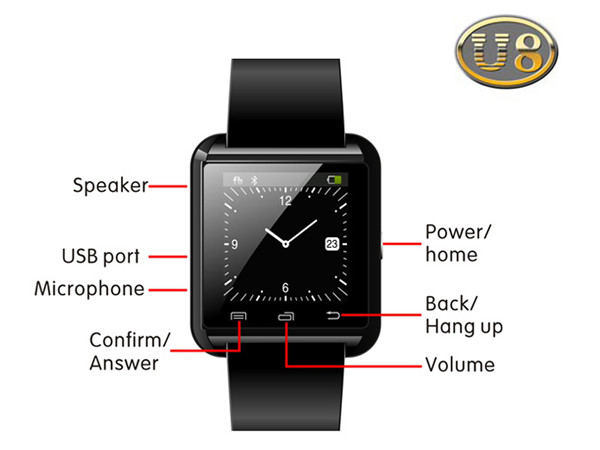 Smart watch user manual инструкция