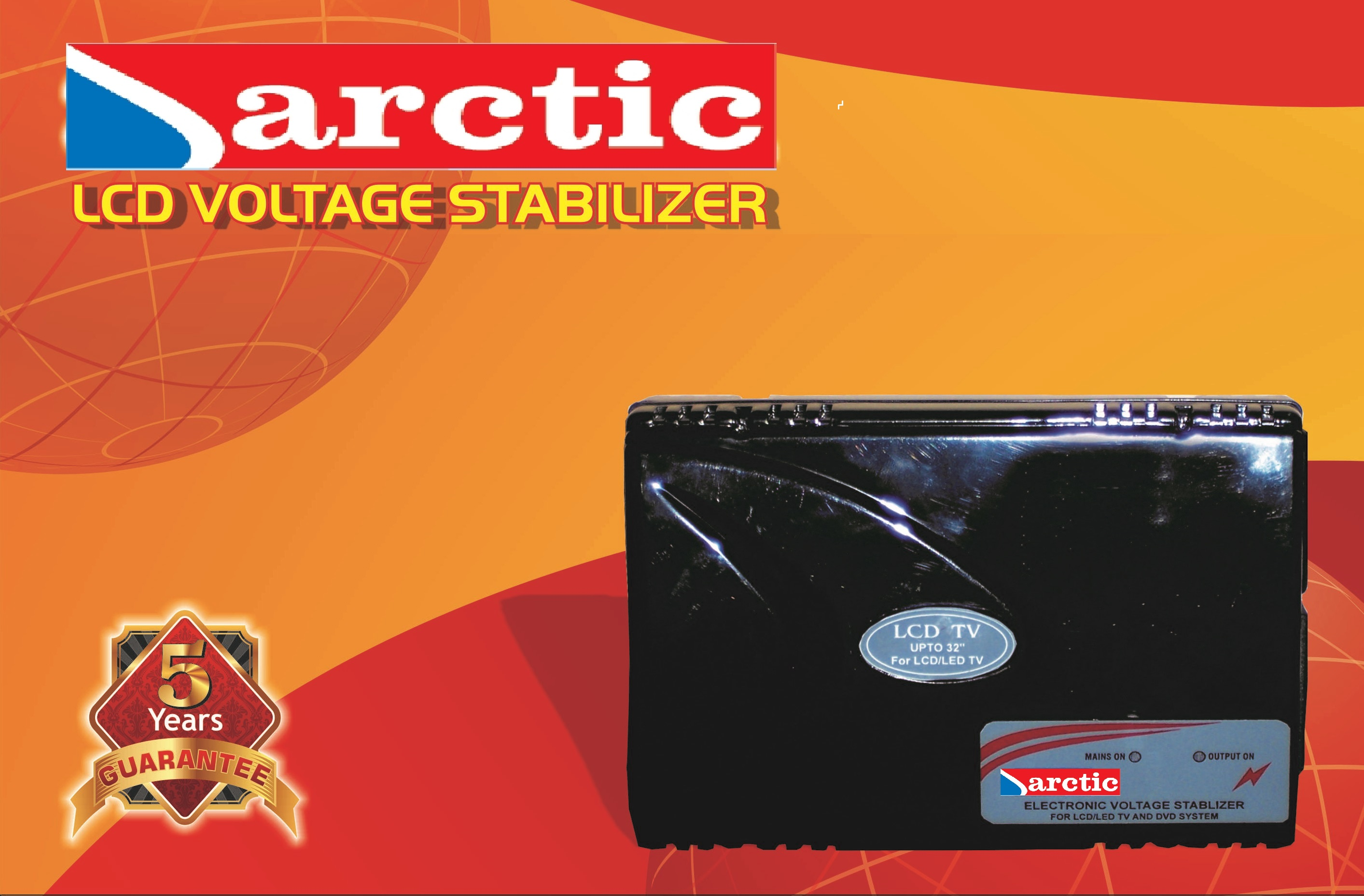 iAVS 60 Voltage Stabilizer