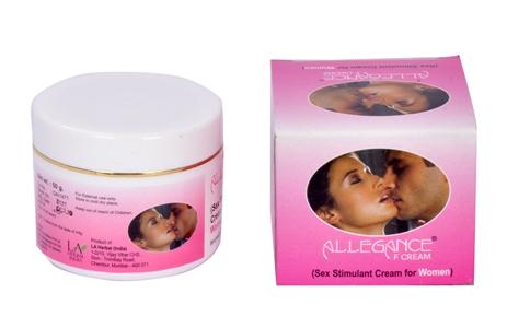 Sex Stimulant Cream for Female & Libido Enhancer Cream for Female