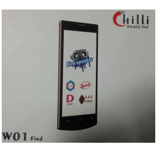 Chilli-W01