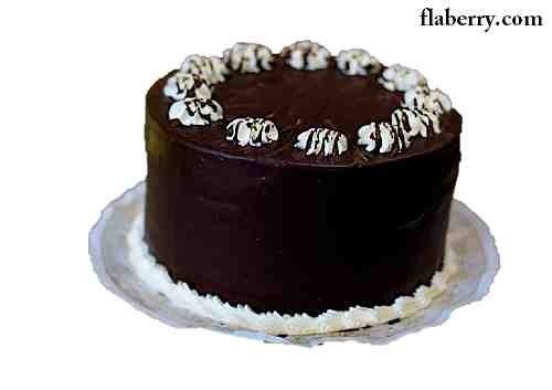 Images Of Half Kg Cake : Buy Online FLABERRY - CHOCOLATE CAKE 500 GM At Lowest Price In India
