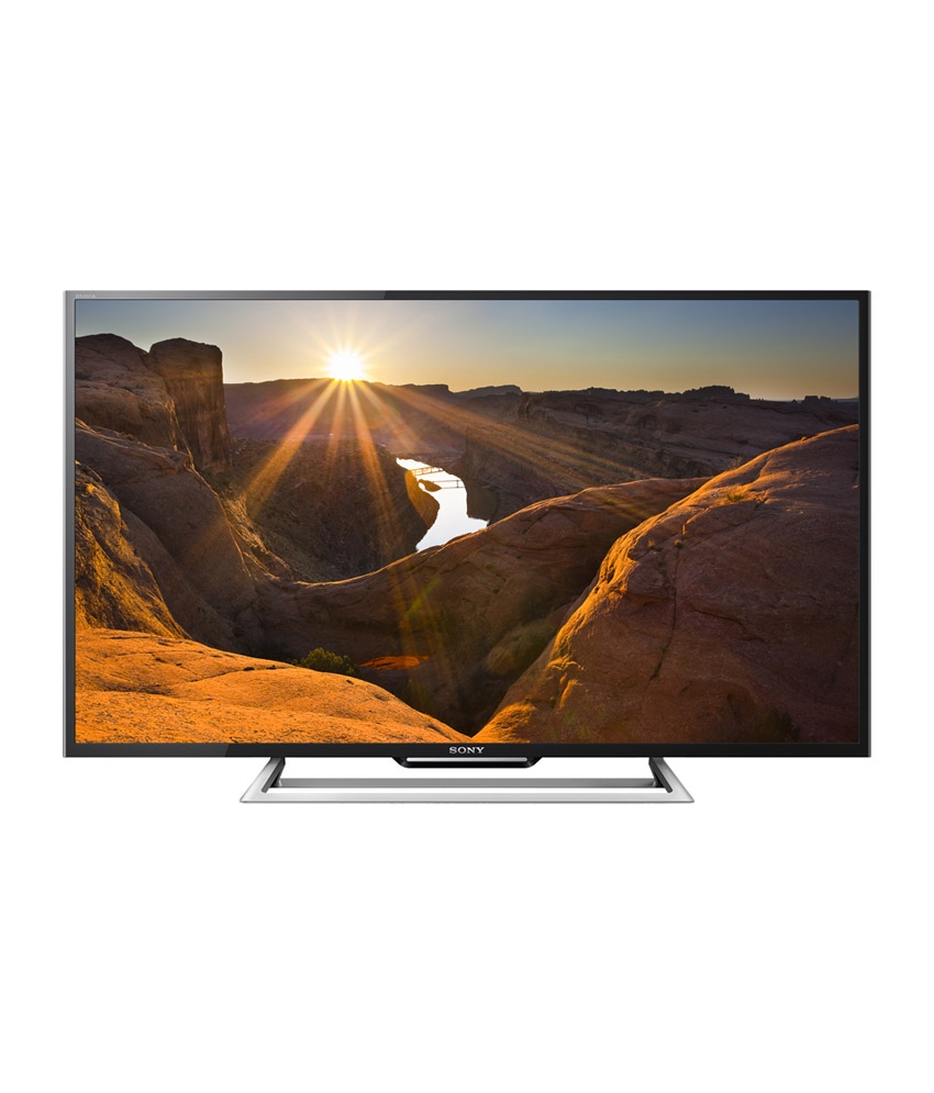 Sony KLV 40R562C  40  Full HD Smart LED Television 1 Year Brand Warranty available at ShopClues for Rs.50500