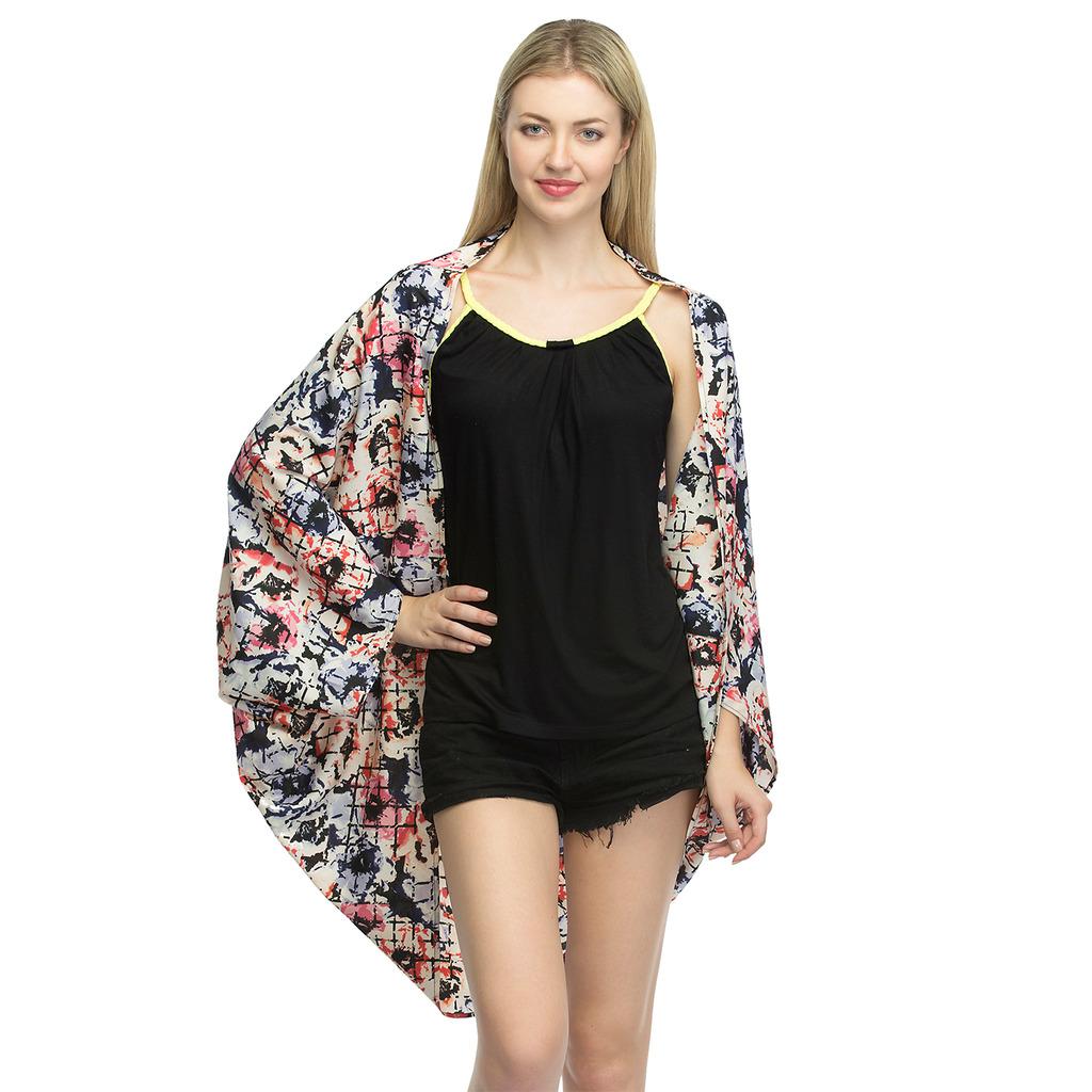 Designer shrugs for women shop online at for Designer bolero