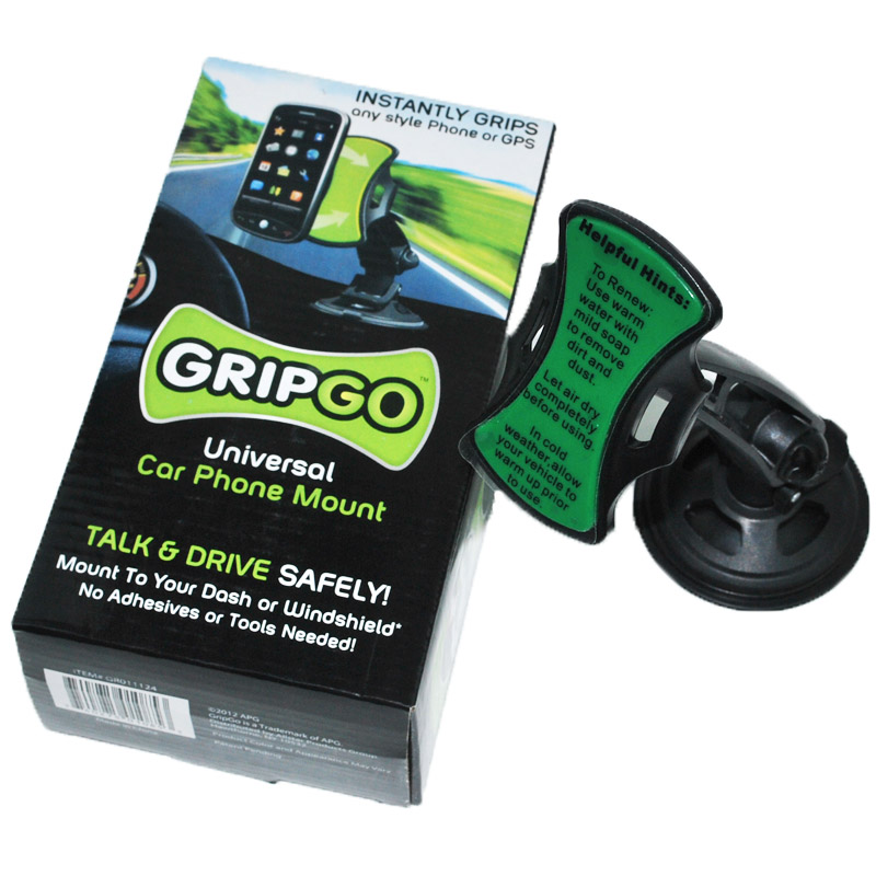 Gripgo Universal Car Mount Review