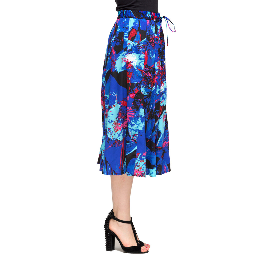 buy oxolloxo womens blue skirt in india