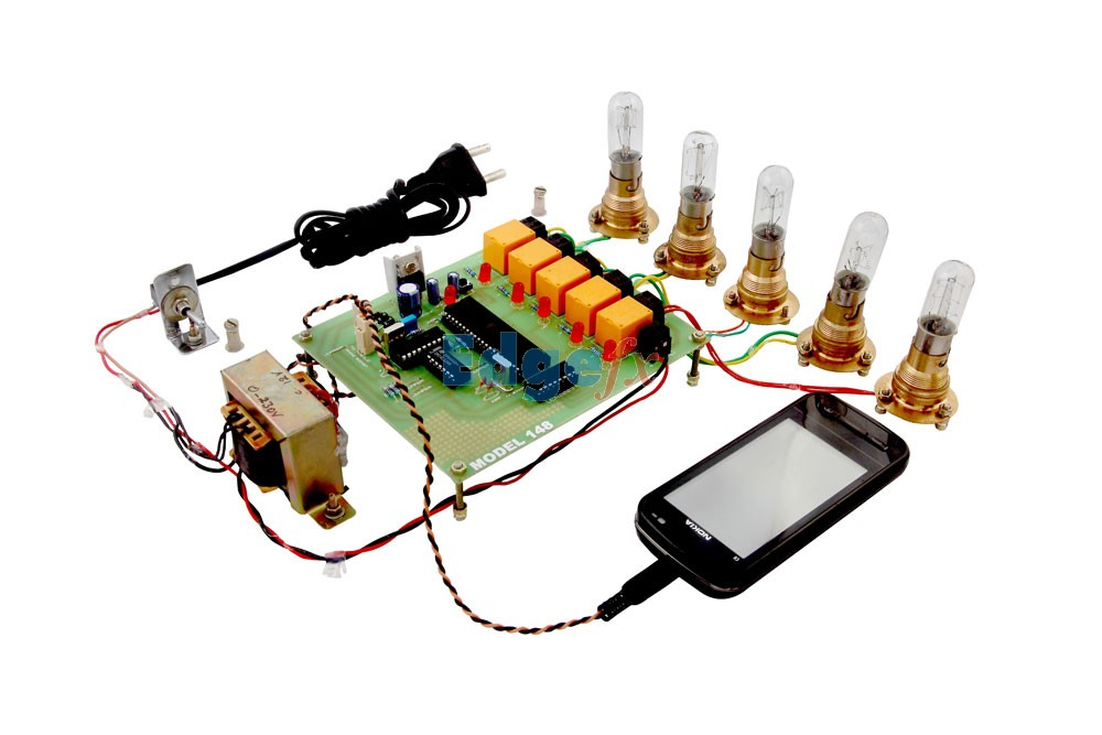 dtmf based industrial control Buy electronics & electrical projects in india  gsm based remote control, dtmf based remote control,  android application based remote control for.