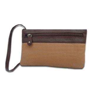 Style 98 Womens Sling Bag HandBag Messenger Bags Satchel Bag - Brown 45022IB