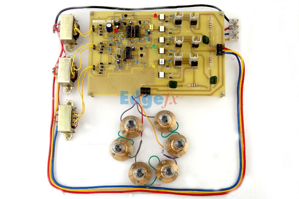 Electronic soft start for 3 phase induction motor diy do for Soft start 3 phase motor