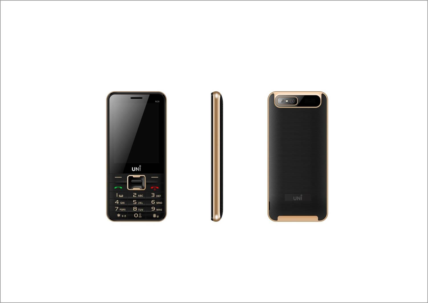5e103eae5b9 Uni Mobile N28 Black-blue