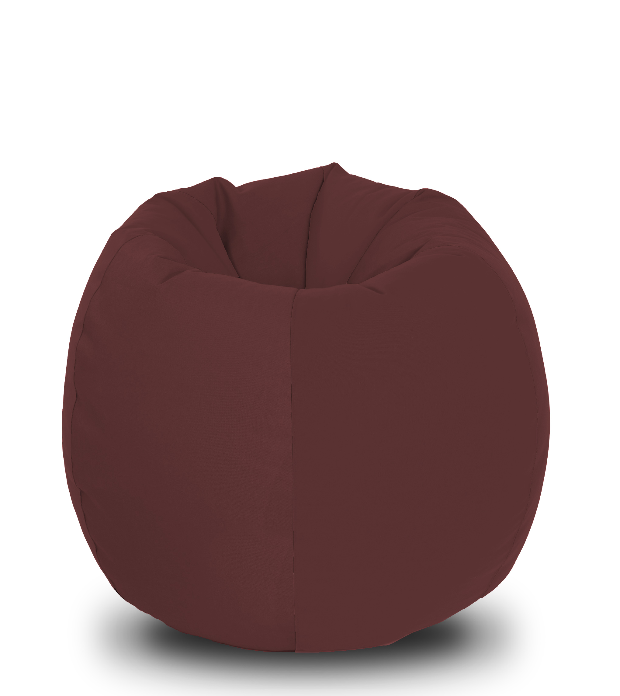 online dolphin xxl bean bag brown cotton prices. Black Bedroom Furniture Sets. Home Design Ideas