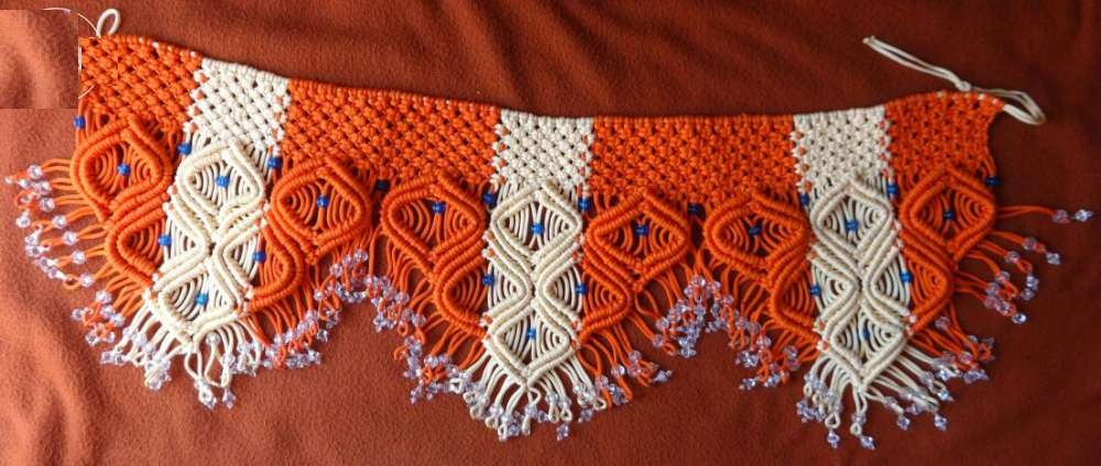 Buy Macrame Toran handmade Online in India - 83980498 ...