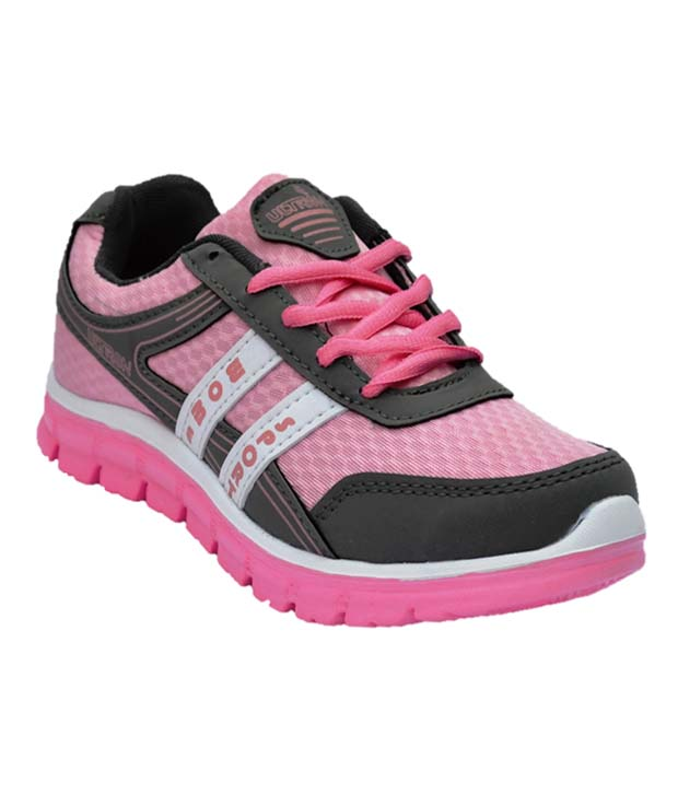 Ultrorn Girl Pink Sports Shoes