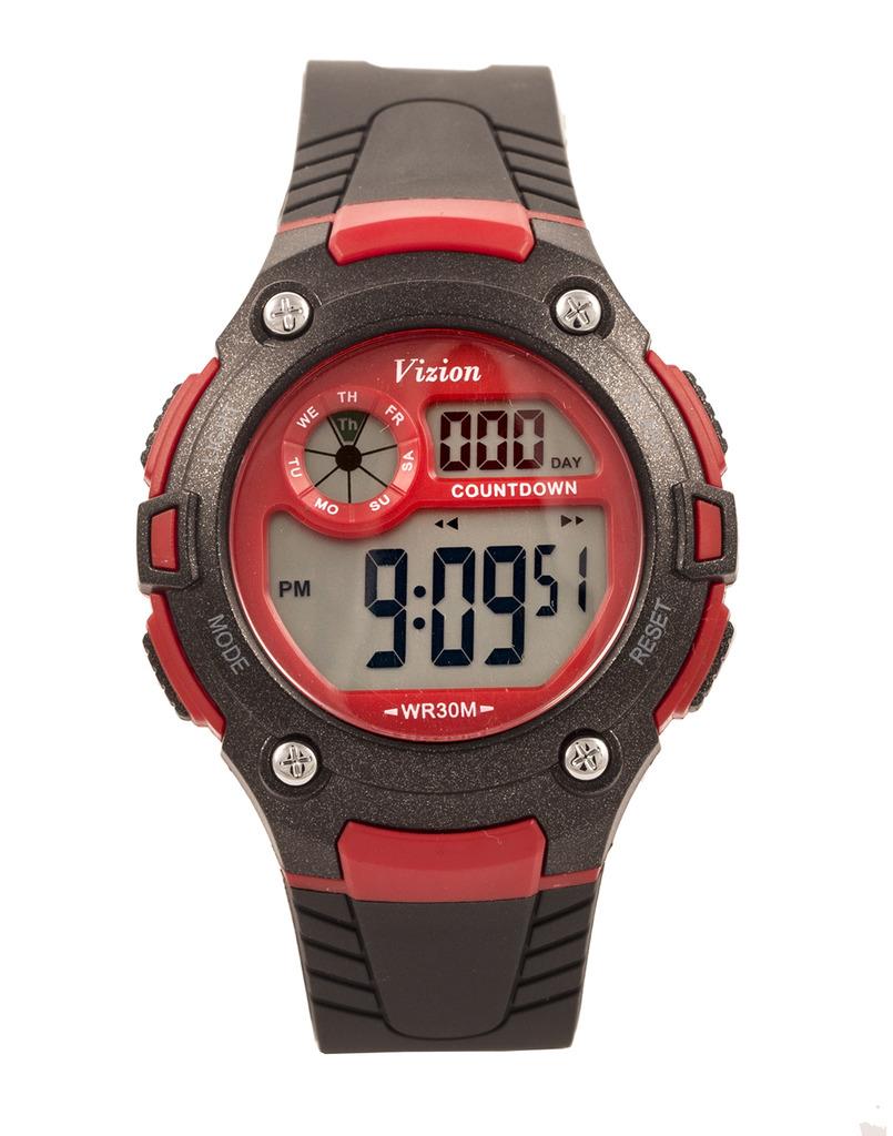 Vizion Stylish Digital Watch For Boys,Men-8543091-9