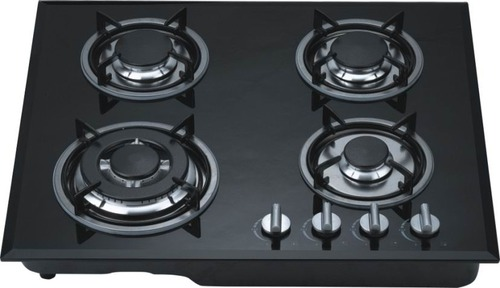 gas stove hobs 4 burner glass cook top gas stove  buy online from shopclues com