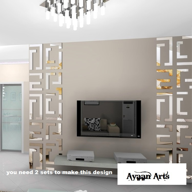 3d wall stickers mirror diy for wall decor online buy wholesale wall mirror stickers from china wall