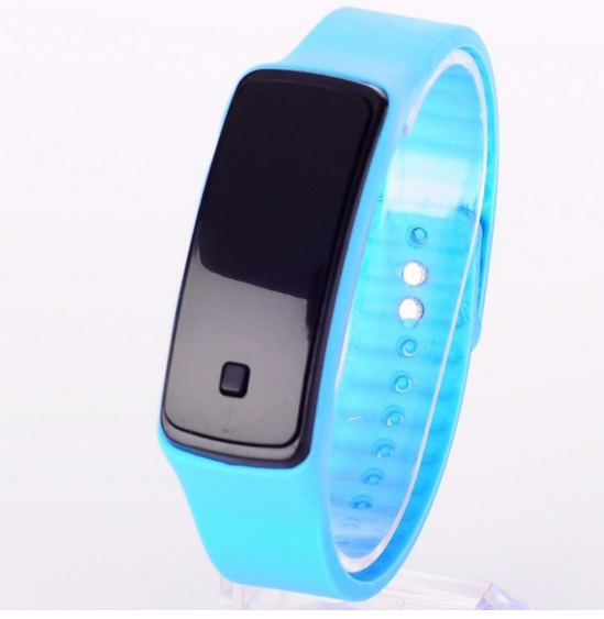 NEW LED Watch for boys/girls (Sky Blue) by BrandedKing