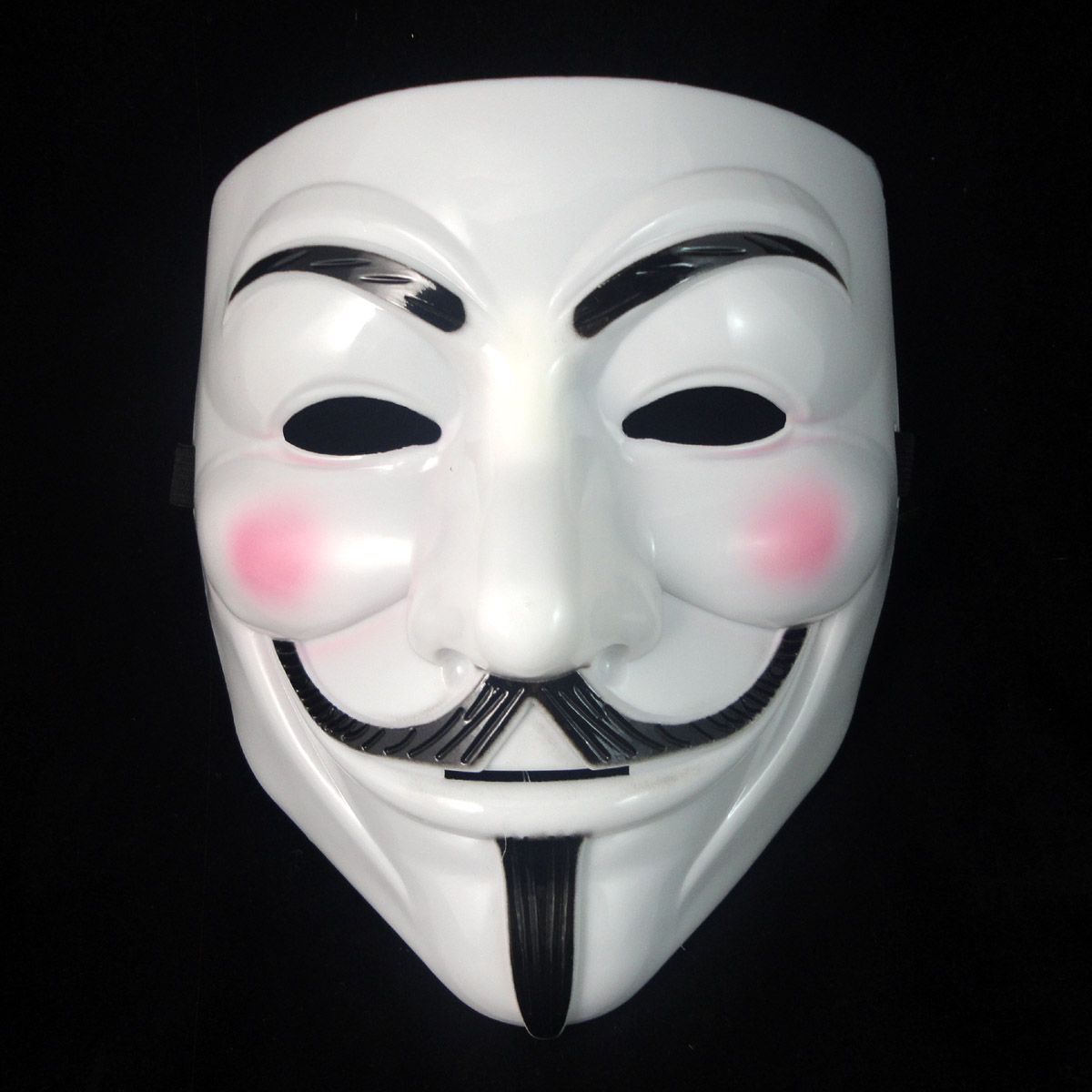 V for Vendetta Comic Face Mask Anonymous Guy Fawkes