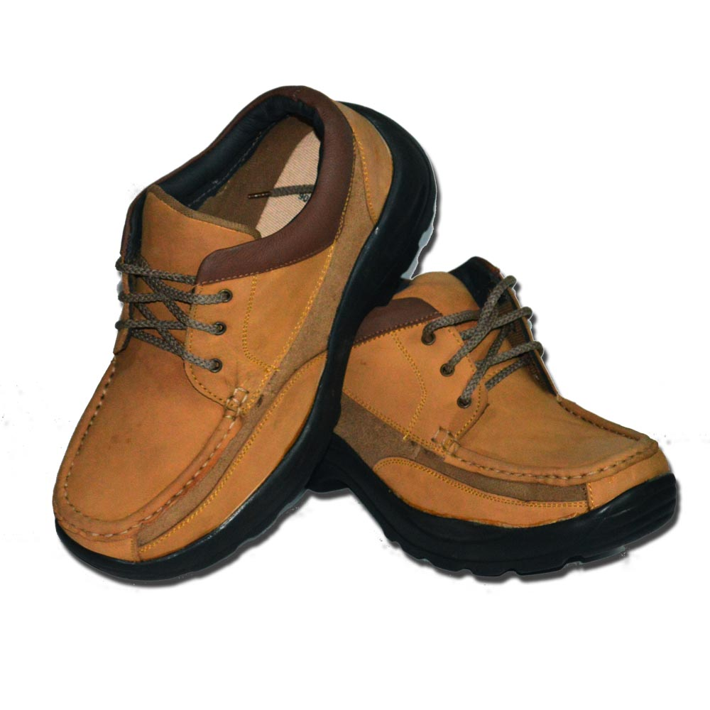 Fashion67 Stylish and Elegant Tan Outdoor Shoes