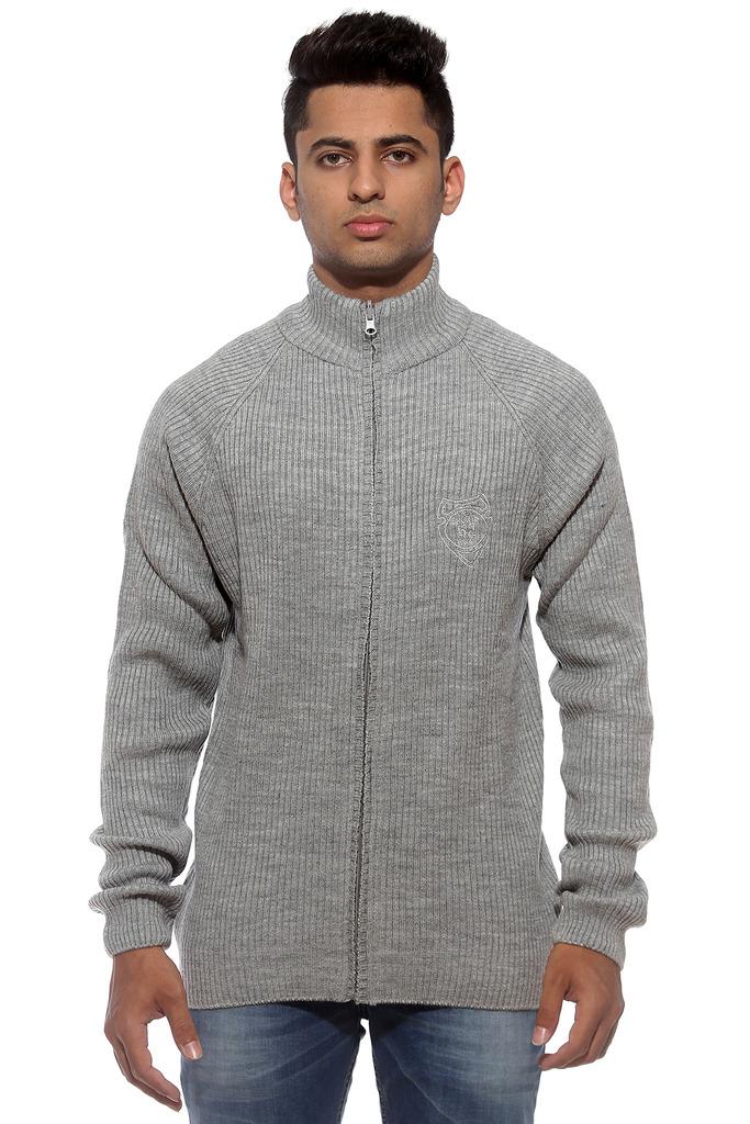 Sports 52 Wear Mens Sweater Grey