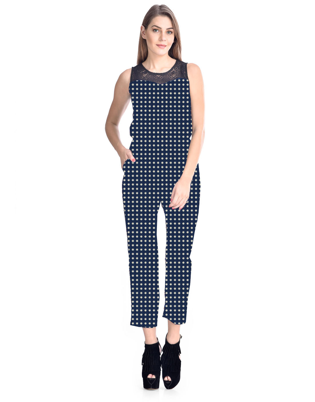 Perfect  Solid Women39s Jumpsuit Online At Best Prices In India  Flipkartcom
