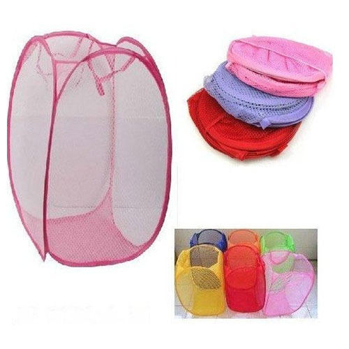 Buy Easy Laundry Clothes Flexible Hamper Bag With Side