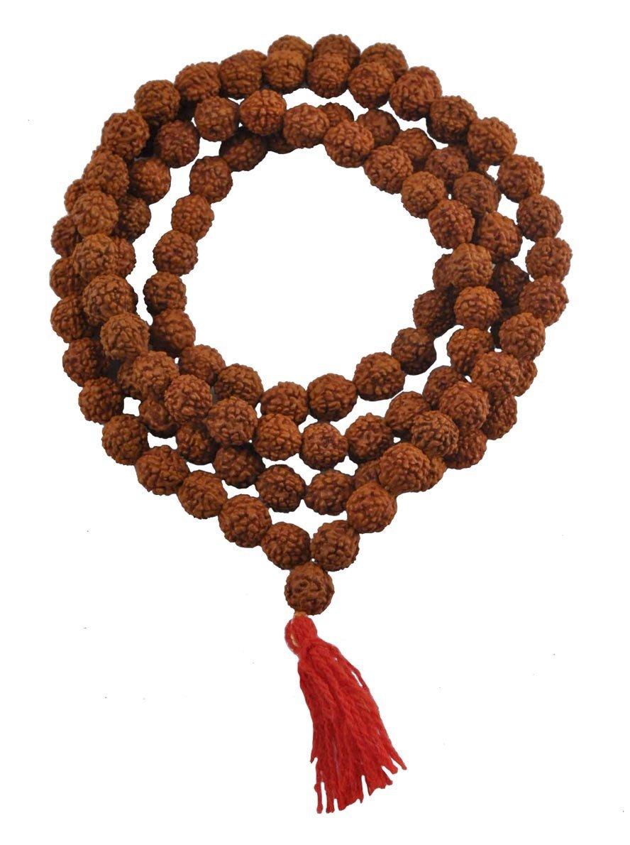 Rudraksha Mala Rudraksha 108 Beads Rudraksha Prayer