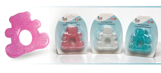 Duck Gel Fild Teether