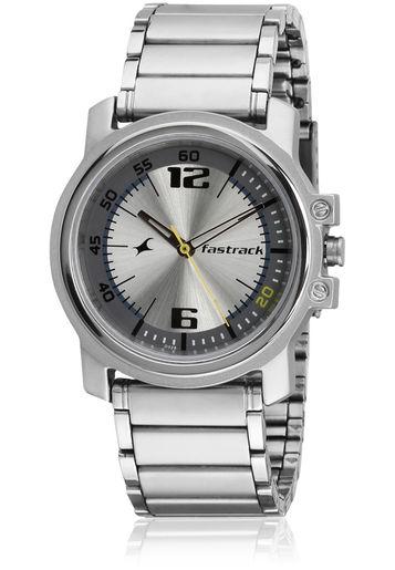 Amazoncom Fastrack Mens Casual Wrist Watch with Analog